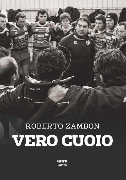 Vero cuoio - Roberto Zambon - copertina
