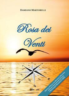 Rosa dei venti - Damiano Martorelli - copertina