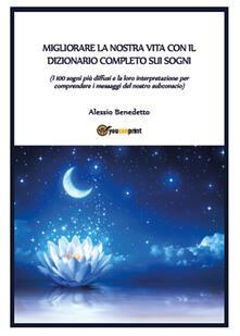 Voluntariadobaleares2014.es Migliorare la nostra vita con il dizionario completo sui sogni Image