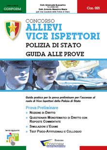 Aboutschuster.de Concorso allievi vice ispettori. Polizia di Stato. Guida alle prove Image