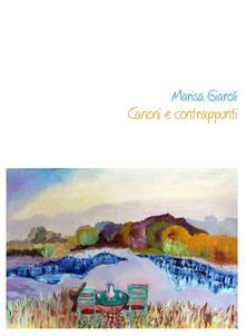 Canoni e contrappunti - Marisa Giaroli - ebook