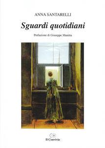 Sguardi quotidiani - Anna Santarelli - copertina