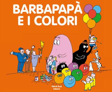 Barbapapà e i colori