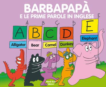 Barbapapà e le mie prime parole in inglese