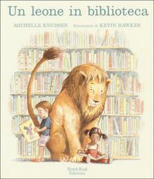 Un leone in biblioteca. Ediz. a colori.pdf