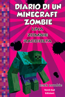 Radiosenisenews.it Diario di un Minecraft Zombie. Una raccolta da paura Image