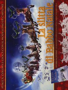 Ipabsantonioabatetrino.it La slitta di Babbo Natale. Con gadget Image