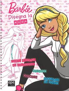 Ascotcamogli.it Disegna la moda. Barbie. Ediz. illustrata Image