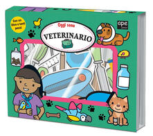 Premioquesti.it Oggi sono veterinario. Ediz. illustrata. Con gadget Image