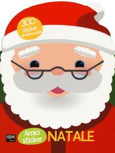 Babbo Natale. Amici stickers