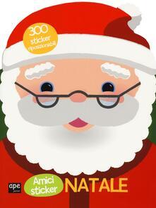 Antondemarirreguera.es Babbo Natale. Amici stickers Image