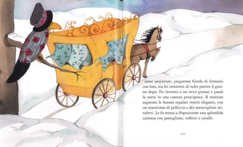 Libro Le più belle fiabe di Andersen. Ediz. a colori Lodovica Cima 4