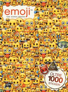 Lpgcsostenible.es Emoji. The iconic brand. Oltre 1000 stickers. Ediz. a colori Image