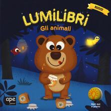Associazionelabirinto.it Gli animali. Ediz. a colori. Con gadget Image