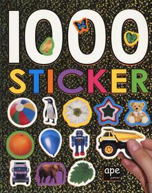 Winniearcher.com 1000 sticker. Con adesivi. Ediz. a colori Image