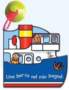 Winniearcher.com Una barca nel mio bagno! Ediz. a colori Image