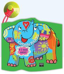 Elefante Mambo e i suoi amici. Ediz. a colori.pdf