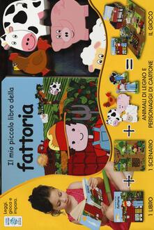 Ipabsantonioabatetrino.it Il mio piccolo libro della fattoria. Ediz. a colori. Con gadget Image