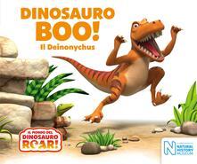 Camfeed.it Dinosauro Boo! Il Deinonychus. Il mondo del Dinosauro Roar! Image