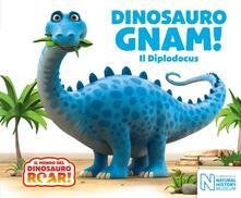 Amatigota.it Dinosauro Gnam! Il Diplodocus. Il mondo del Dinosauro Roar! Image