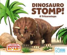 Filippodegasperi.it Dinosauro Stomp! Il Triceratops. Il mondo del Dinosauro Roar! Image