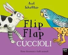 Vitalitart.it Cuccioli. Flip flap. Ediz. a colori Image
