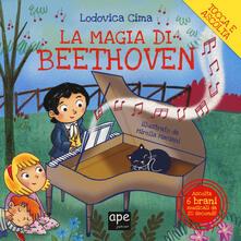 Winniearcher.com La magia di Beethoven. Ediz. a colori Image