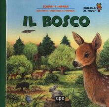 Grandtoureventi.it Il bosco. Ediz. a colori Image