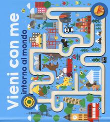 Voluntariadobaleares2014.es Vieni con me intorno al mondo. Ediz. a colori Image