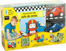 Criticalwinenotav.it Il piccolo libro delle auto da corsa. Little village. Ediz. a colori. Con gadget. Con puzzle Image
