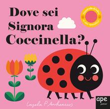 Dove sei signora coccinella? Ediz. a colori.pdf