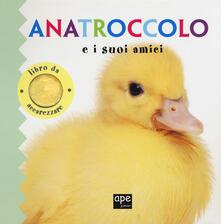 Voluntariadobaleares2014.es Anatroccolo e i suoi amici. Ediz. a colori Image