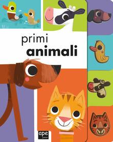 Antondemarirreguera.es Primi animali. Ediz. a colori Image