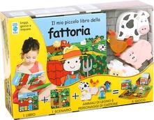 Antondemarirreguera.es Il mio piccolo libro della fattoria. Ediz. a colori. Con gadget Image