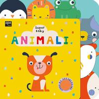Animali. Super baby. Ediz. a colori - - wuz.it