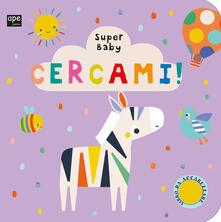 Voluntariadobaleares2014.es Cercami. Super baby. Ediz. a colori Image