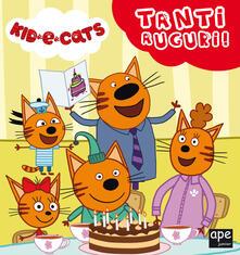 Warholgenova.it Tanti auguri. Kid-E-Cats. Ediz. a colori Image