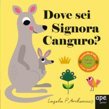 Dove sei signora canguro? Ediz. a colori.pdf