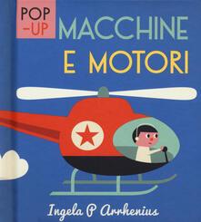 Nicocaradonna.it Macchine e motori. Ediz. a colori Image