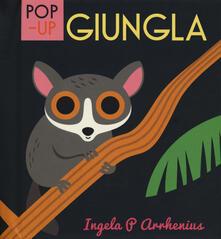 Teamforchildrenvicenza.it Giungla. Libro pop-up. Ediz. a colori Image
