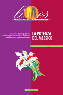 La Limes. Rivista italiana di geopolitica (2017). Vol. 8 - Limes - ebook