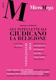 Gli Micromega (2017). Vol. 8 - Micromega - ebook