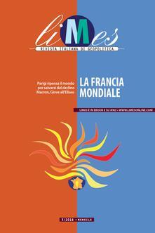 La Limes. Rivista italiana di geopolitica (2018). Vol. 3 - Limes - ebook