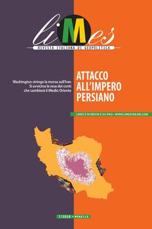 Limes. Rivista italiana di geopolitica (2018). Vol. 7 - Limes - ebook