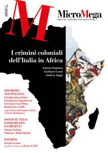 I Micromega (2020). Vol. 7 - AA.VV.,Micromega - ebook