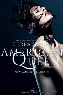 Rallydeicolliscaligeri.it American queen. New Camelot trilogy. Vol. 1 Image