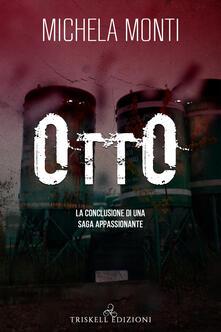 Otto - Michela Monti - copertina