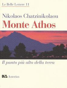 Grandtoureventi.it Monte Athos. Il punto più alto della terra Image