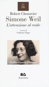 Simone Weil. L'attenzione al reale