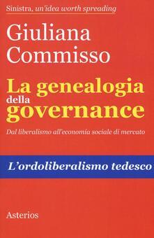 Filippodegasperi.it La genealogia della governance. Dal liberalismo all'economia sociale di mercato. L'ordoliberalismo tedesco Image